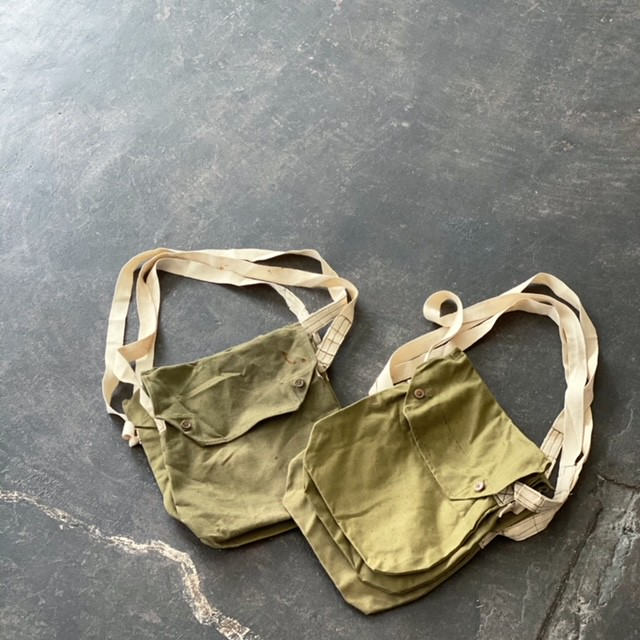 British army equipment bag dead stock