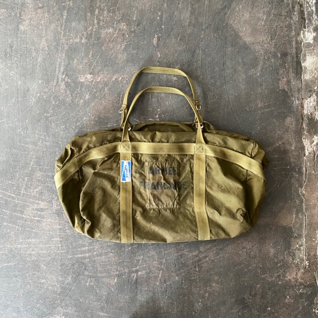 French Airforce Paratrooper Bag Restock