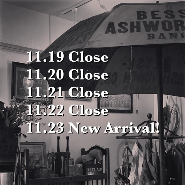 New Arrival&Schedule