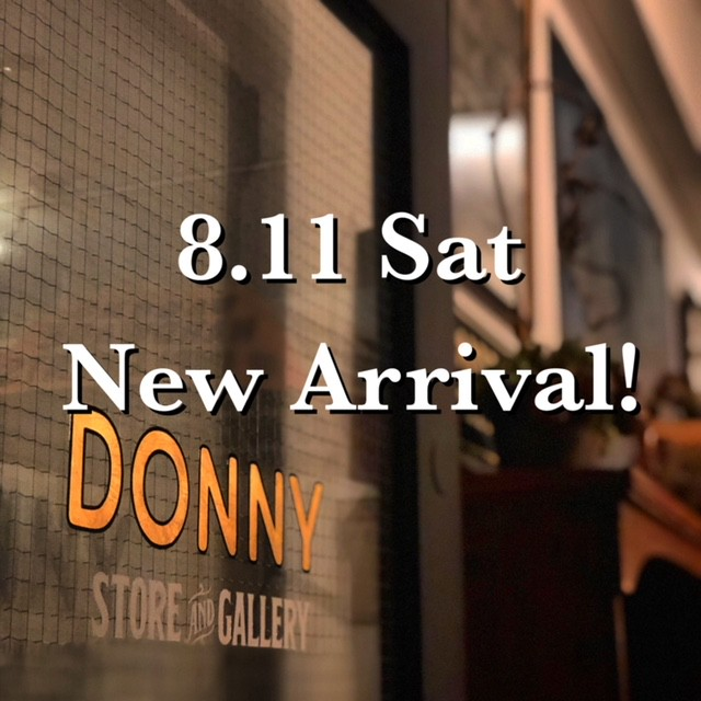 8.11 New Arrival!