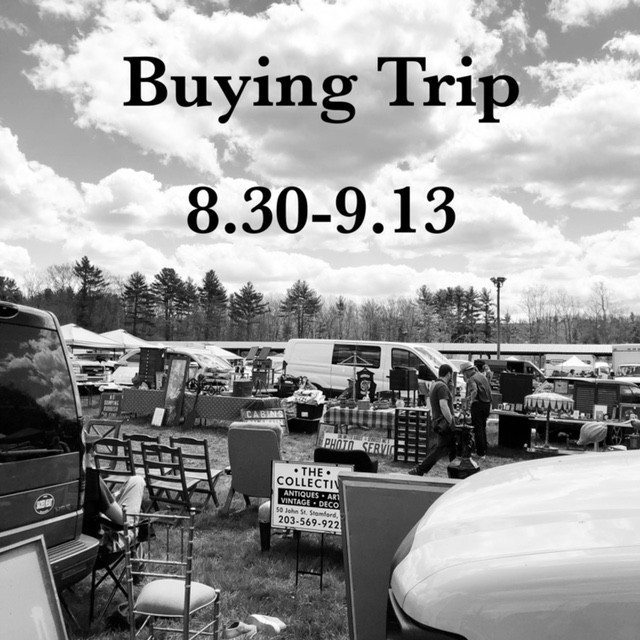 Buying Trip September