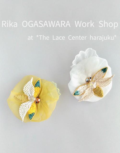 Rika OGASAWARA ワークショップ 東京 2018