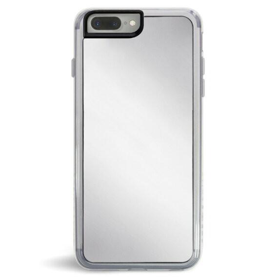 【入荷】木下優樹菜さんご使用モデルSILVER MIRROR iPhone 7Plus/8Plus