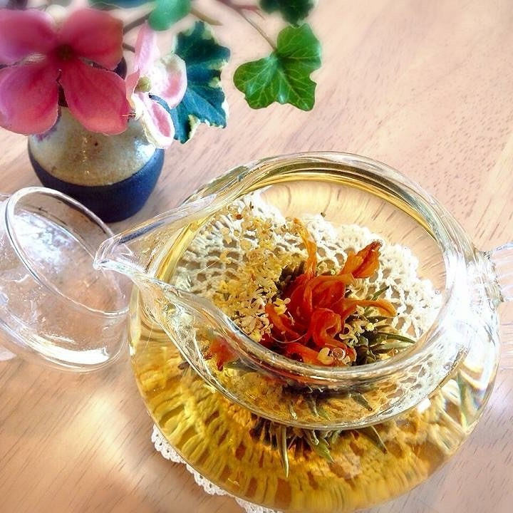 blooming tea/ flower tea②