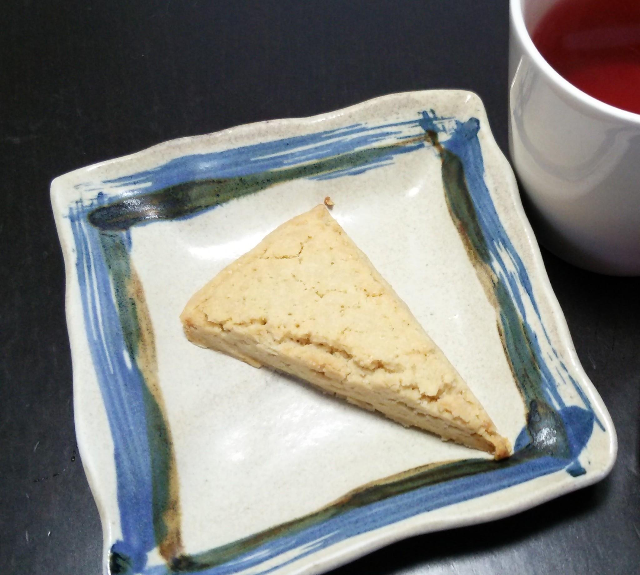 レシピ ★ 米粉のプレーンスコーン