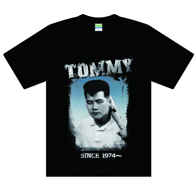 TOMMY Tシャツと!