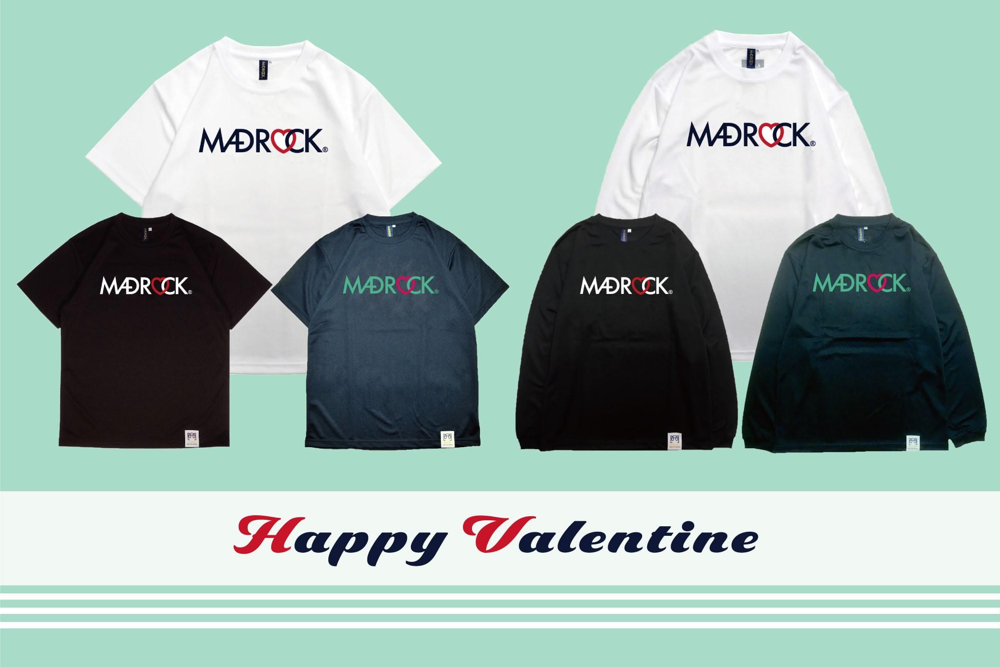 【お知らせ】バレンタインTシャツ&ロンT受注開始致します!