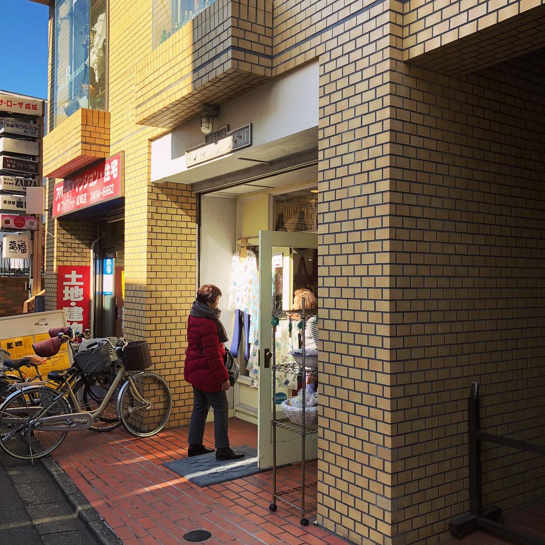 成城学園前 アンの部屋さまに、商品を多数置いていただいています