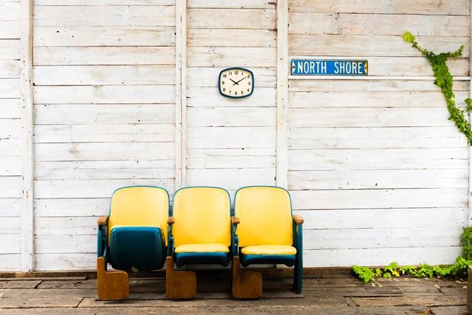 北欧から西海岸スタイルと幅広いシーンで使用出来る掛け時計
