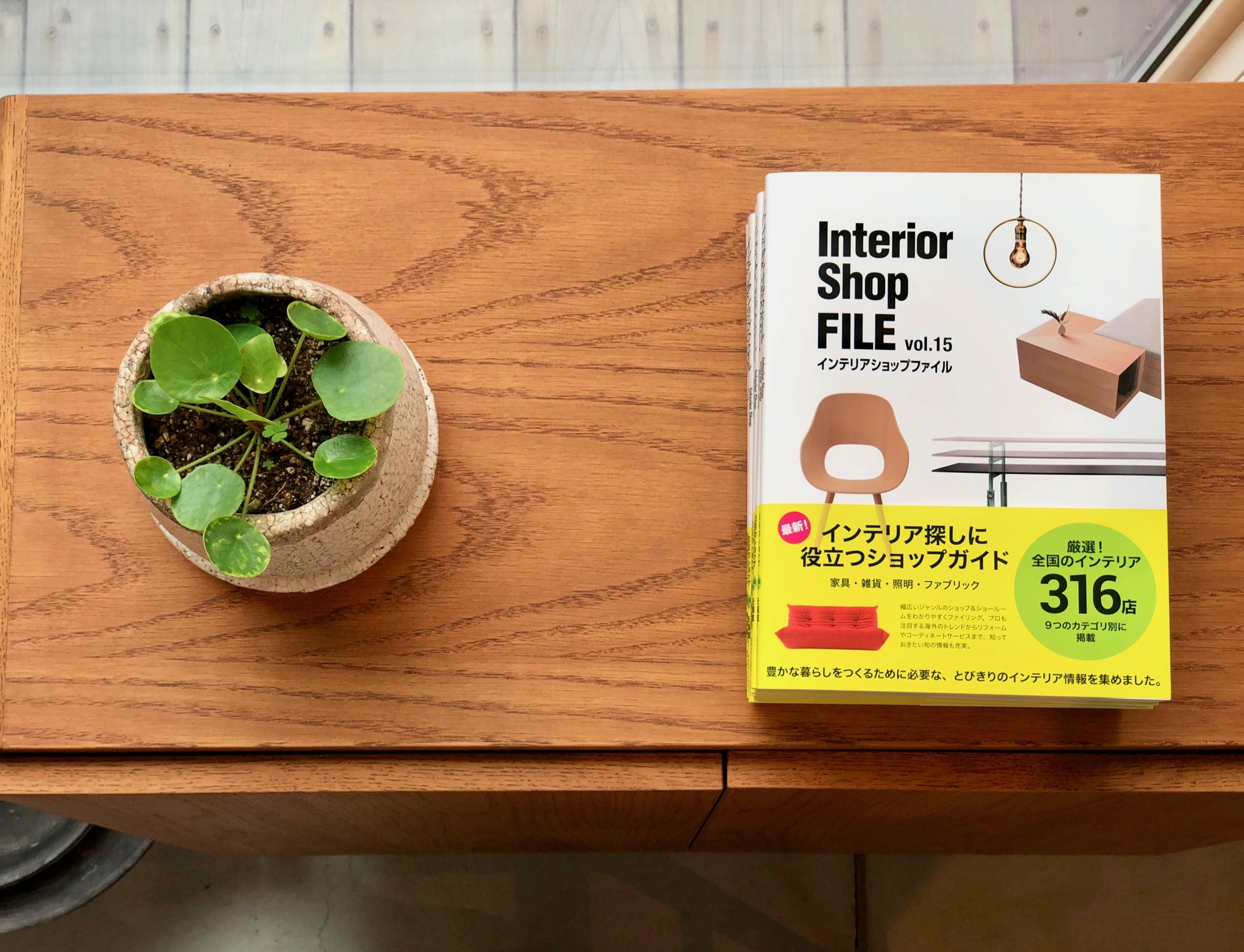 Interior Shop FILE vo.15