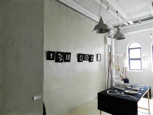 松田紗和「マクラメレース 結びのデザイン」出版記念作品展