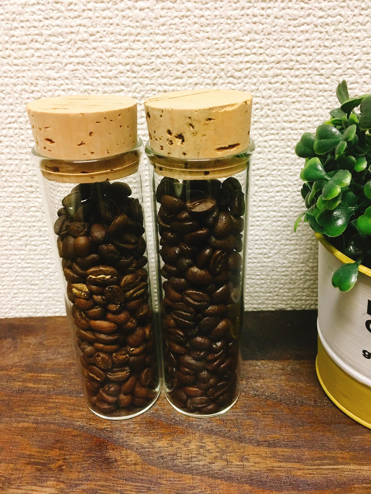 コーヒー 豆 保管