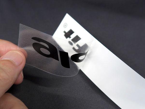 人気の「glafit」ロゴ カッティングステッカーの貼り方
