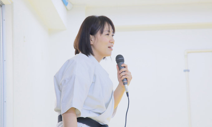 山本由紀講演動画「勇気の授業」