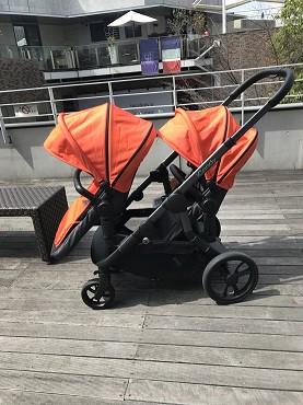 2人乗り Orange