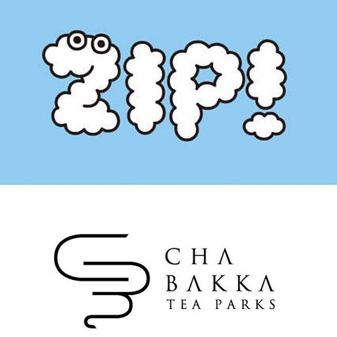 「ZIP!」×「CHABAKKA TEA PARKS」