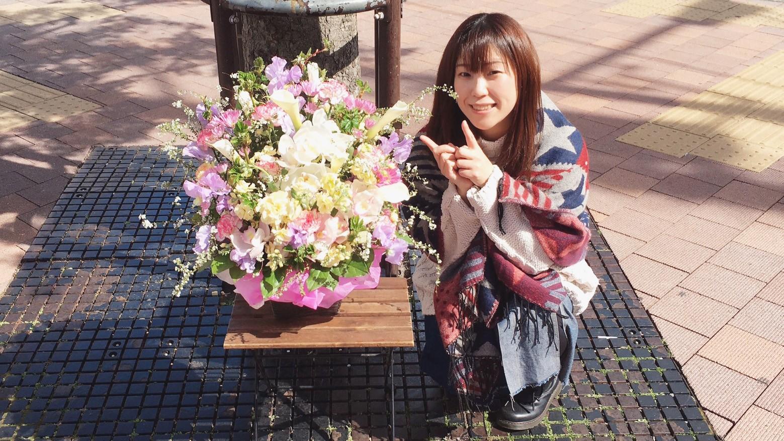 3/8-3/22 南三陸町戸倉小学校の卒業式へ花束を!チャリティCD発売!※期間延長