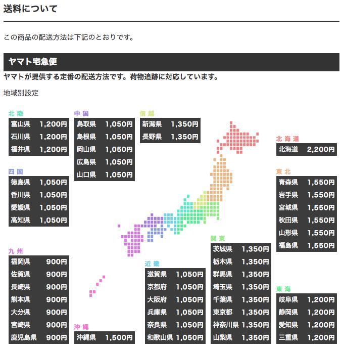 ★送料(クール便)について