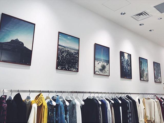 Pop up shop at ASTRAET