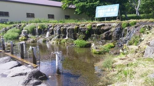 BASEショップの北海道物産展~北の国から~北海道のお水のお話