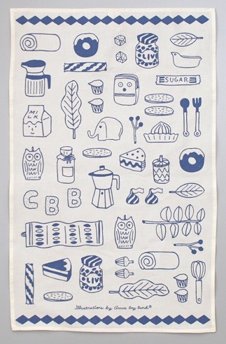 CBB cotton towel 02 _ kitchen