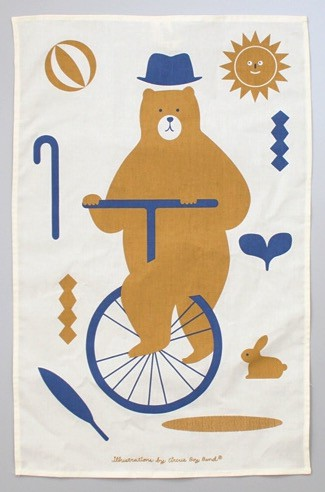 CBB cotton towel 02 _ bear
