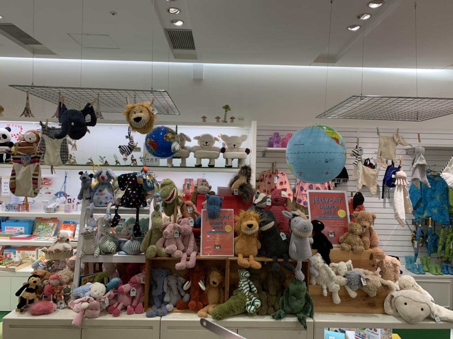 ☆Ribbon Hakka Kids六本木ヒルズ店にて、サンプルセール開催中☆