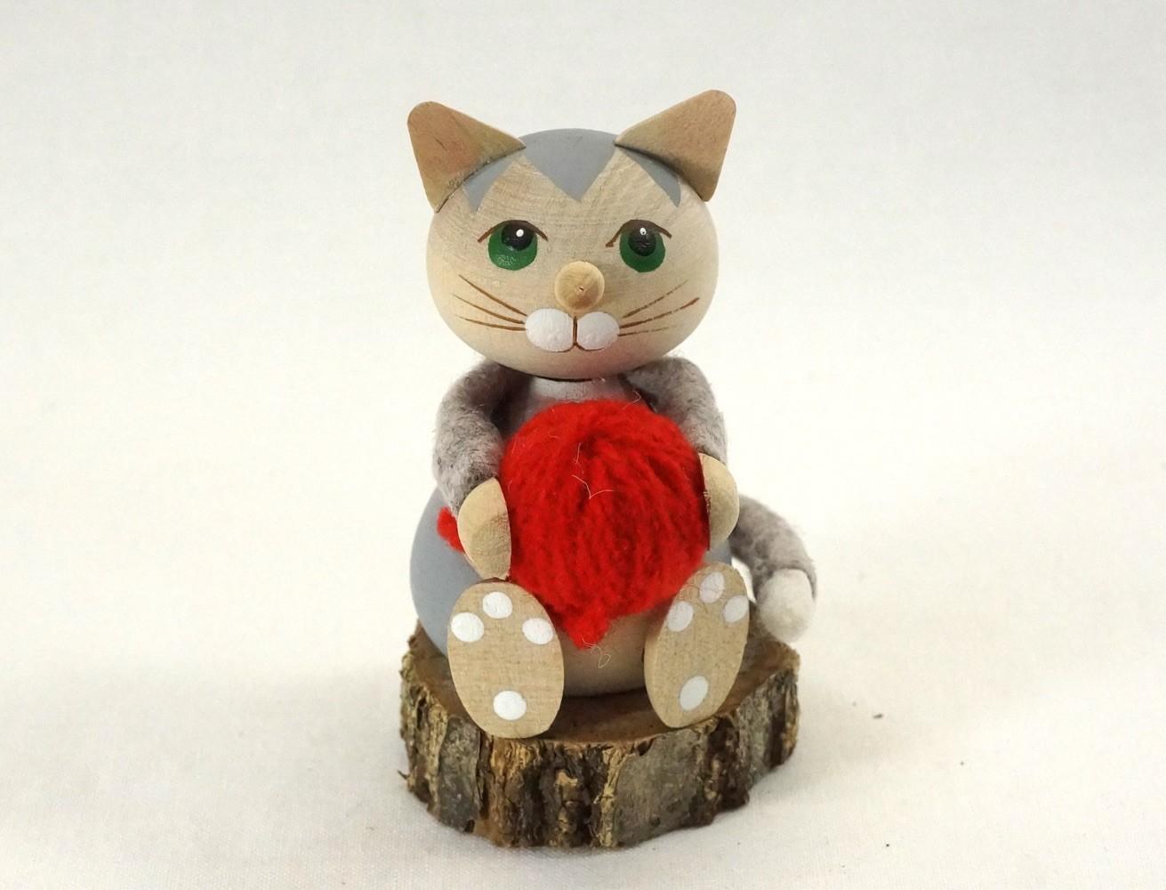 その表情が愛らしい、Nordika DesignのKuiting Cat