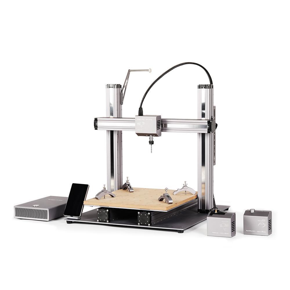 3Dプリンター、CNC、レーザー刻印の3機能を備えた「Snapmaker2.0 3in1」販売開始