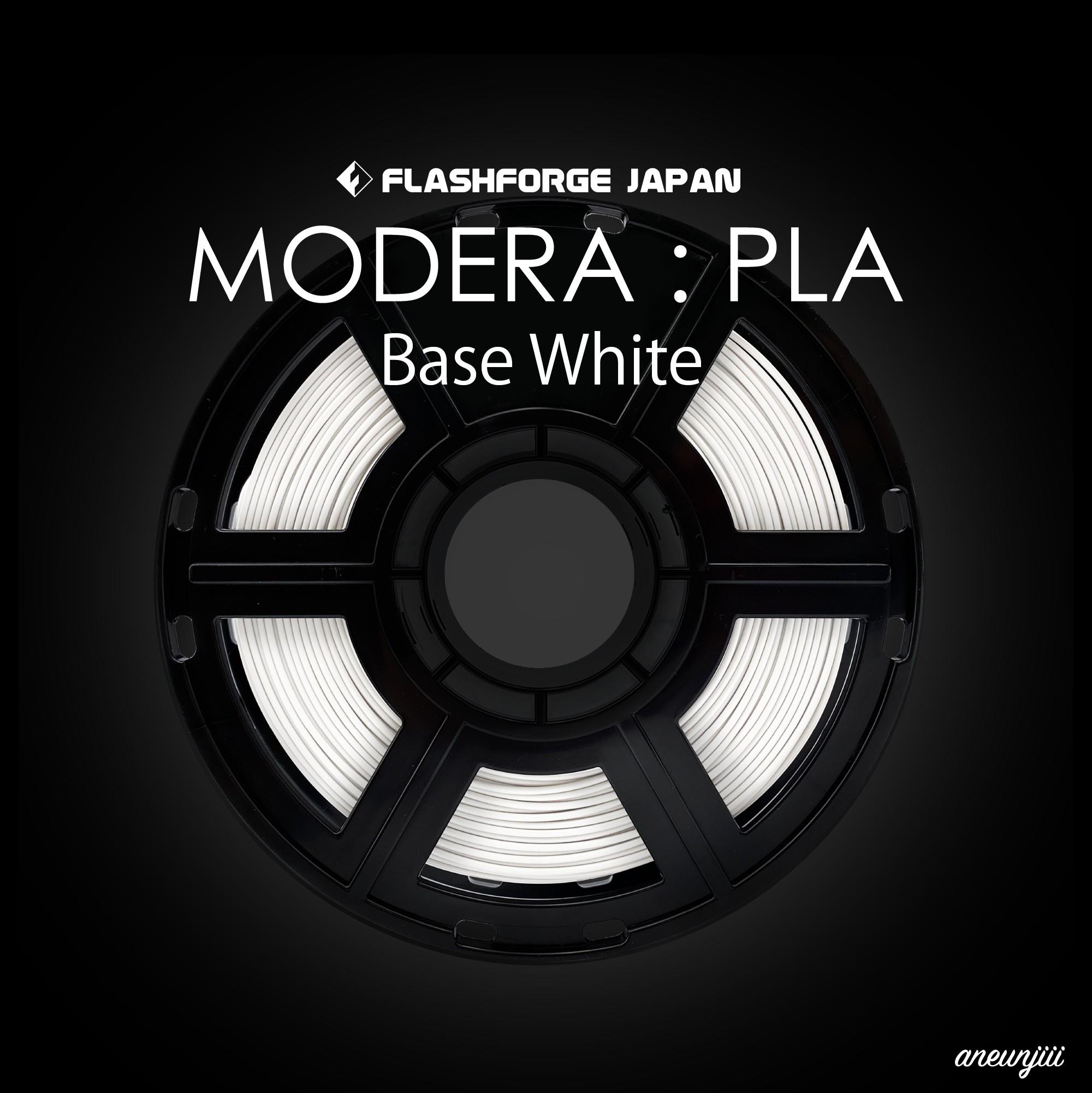 FLASHFORGE MODERA:PLA に新色追加