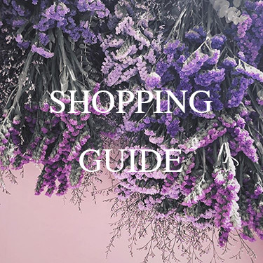 【SHOPPING GUIDE】
