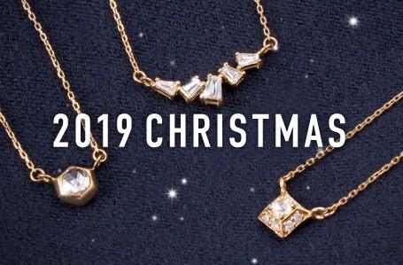 2019 CHRISTMAS COLLECTION 発売