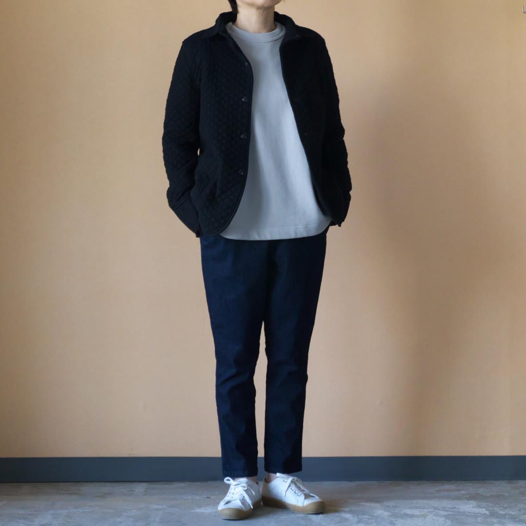 ARMEN アーメン NAM0202B shirt collar jacket シャツカラージャケッ