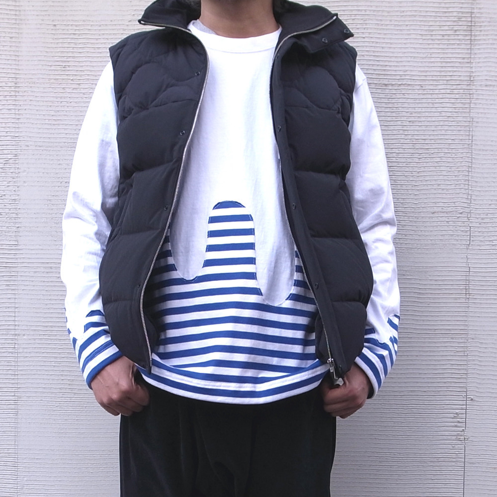 Recommend Style | WCH Wave Patch LS T-shirt