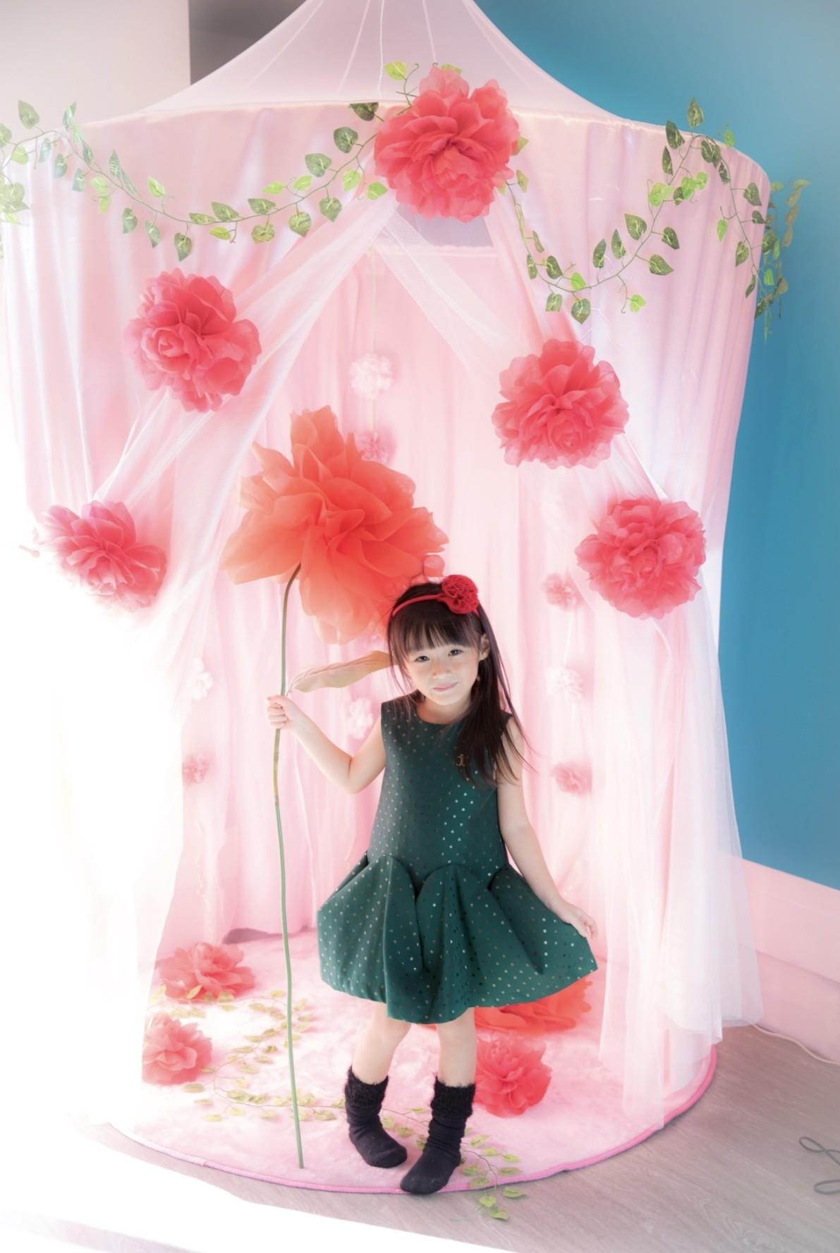 Rose Princess Photo event