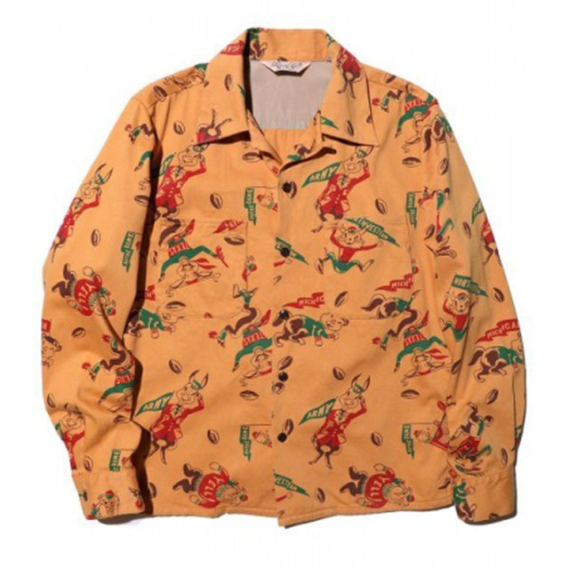 JELADO新作シャツ...「Westcoast shirt」