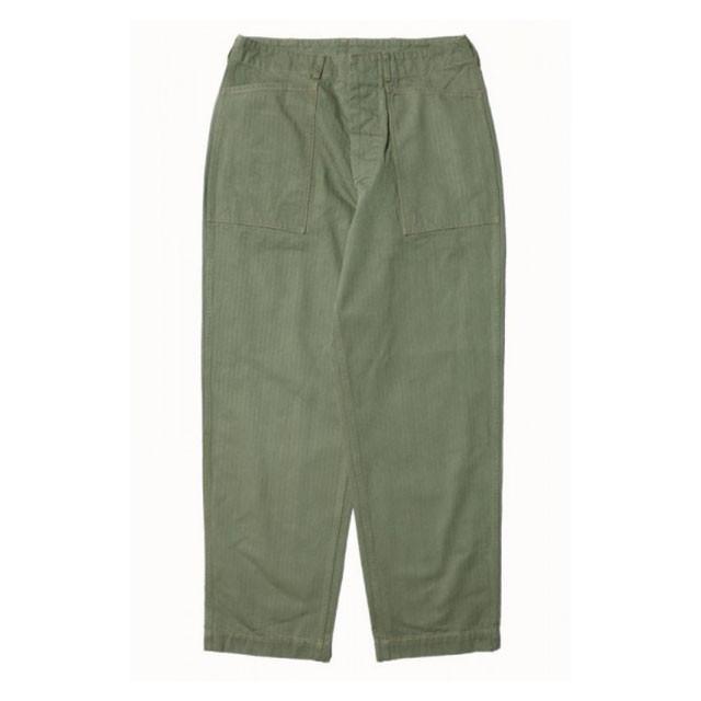 再入荷! JOHN GLUCKOW 「Field Trousers」