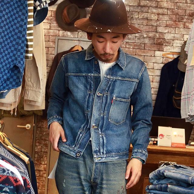 JELADO 44 Denim Jacket Vintage Finish‼