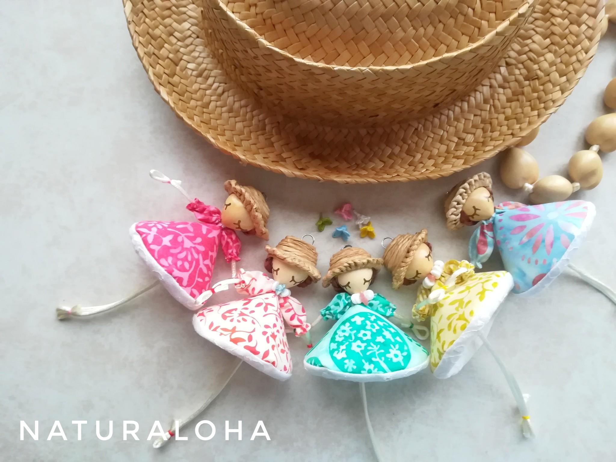 【5/7満月🌕リリース】帽子を被ったフラガール