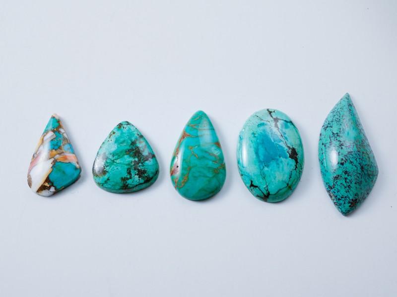 【特集】古代から愛され続ける空色の石『ターコイズ』