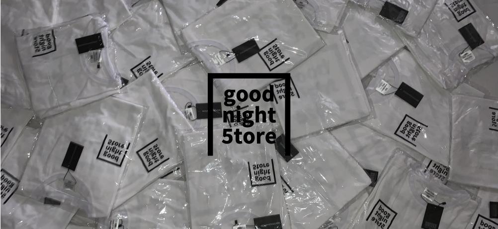 話題沸騰中!! goodnight5tore 再販決定!!!