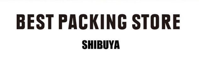 BEST PACKING STORE SHIBUYA GRAND OPEN