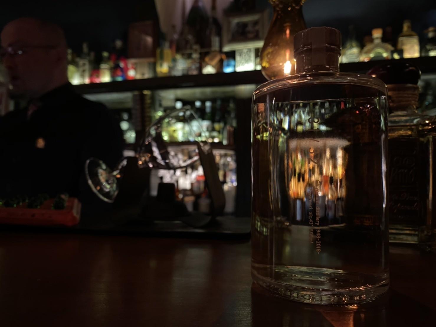 31/32Chiyoizumiが飲める空間 Bar Gracias DAY.001