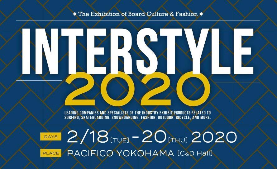 【初出展】Inter style 2020 in パシフィコ横浜出展決定