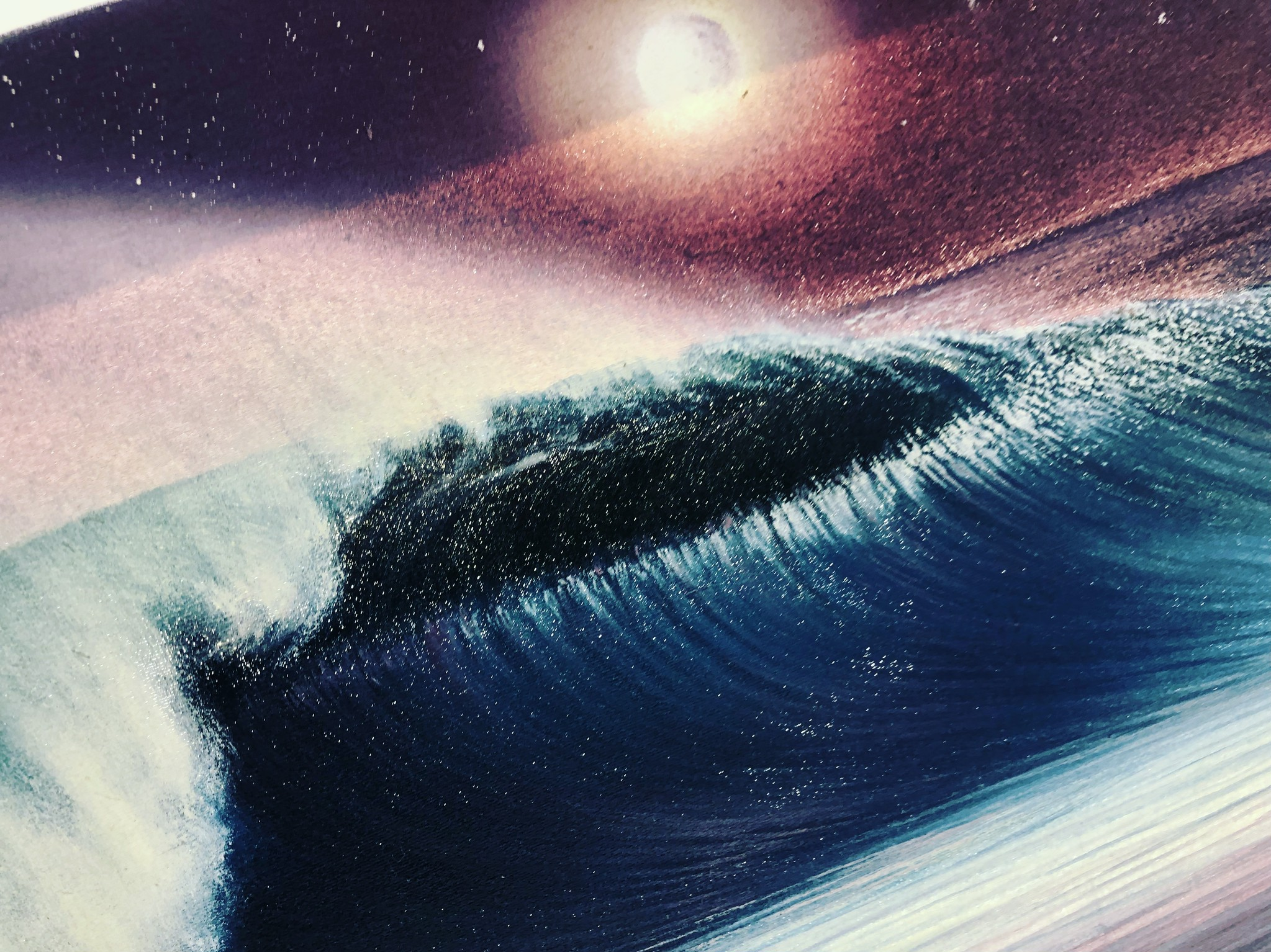 Goes Windy Dream Wave Artの魅力。