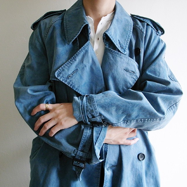 OUTIL trench coat