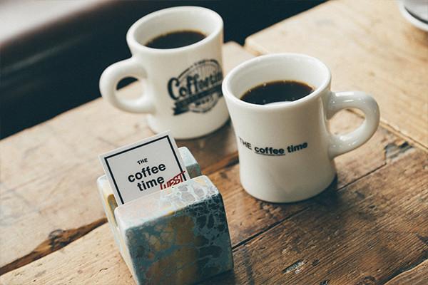 コーヒーのある生活'