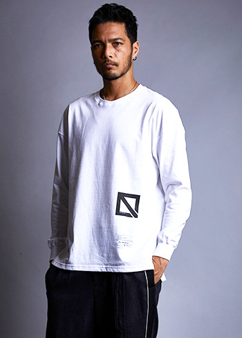 EGO TRIPPING   DEVILS HAIRCUT×EGO TRIPPING TEE L/S