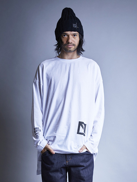 EGO TRIPPING   B.S.OVER TEE