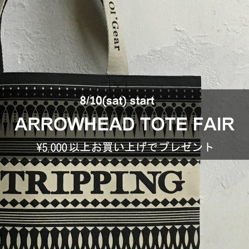 【ARROWHEAD TOTE FAIR】
